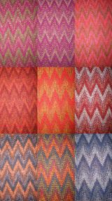 The Colors of Alpaca blended throws Augostino collection