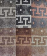 The Colors of Alpaca blended throws Nazca collection