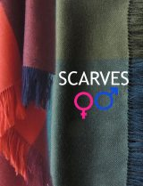 Pamper yourself with a scarf in baby alpaca, luxery scarves for men and women