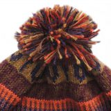 Winter beanie / hat made from 100% Alpaca with pompon