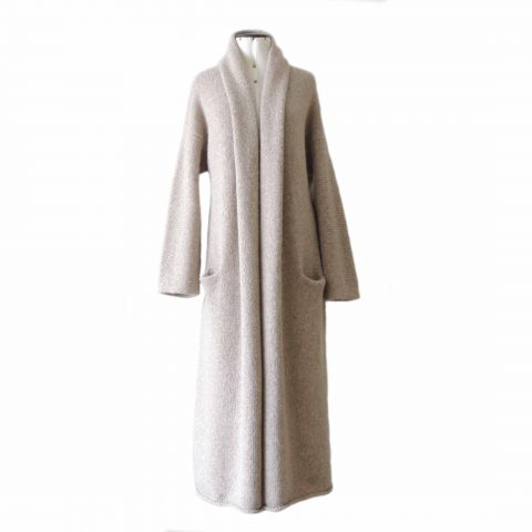 Capote Coat LONG 48 inch / 122 cm Hooded or non hooded oversized